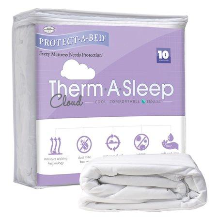 Therm A Sleep Cloud Mattress Protector King