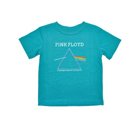 Toddler Pink Floyd Graphic T-Shirt Classic Rock Turquoise (Toddler) Toddler Classic T-shirt