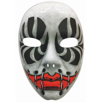 HALF MASK - EVIL EYES CLOWN - Evil Clown Masks For Sale