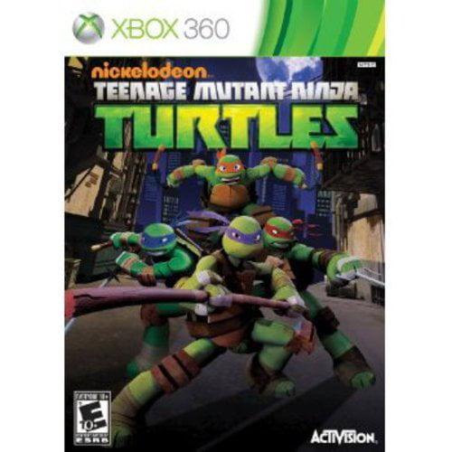 Teenage Mutant Turtles (Xbox 360)