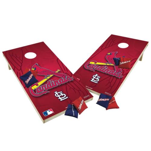 TTXL Shield Design 1MLB St. Louis Cardinals Bean Bag Toss Game
