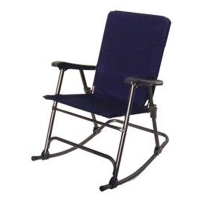 Prime Prodct 136501 Rocker Chair, California Blue