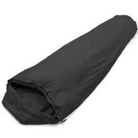 Snugpak 93000 Versatile Tactical System Sleeping Bag RH Zip - Black
