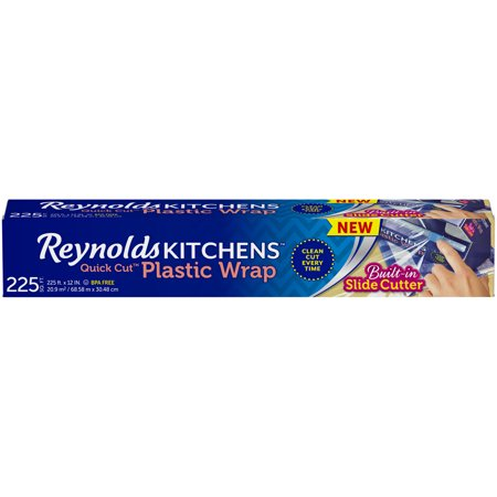 - Reynolds Kitchens Plastic Wrap (225 Square Foot Roll)