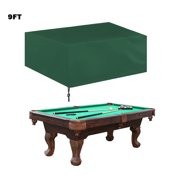 Billiard Table Dust Proof Home Table Protective Cover Chair Waterproof Cover Pool Table Protection Cover