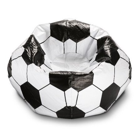 Ace Bayou Soccer Ball Bean Bag Chair Walmart Com