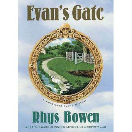 Evan's Gate - eBook