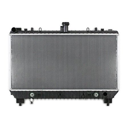 Radiator - Pacific Best Inc For/Fit 13142 10-11 Chevrolet Camaro Coupe 11-11 Convertible V8 6.2L w/TOC PTAC