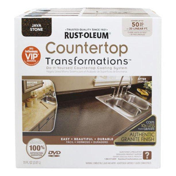 Rust Oleum Countertop Transformations Kit Large Kit Java
