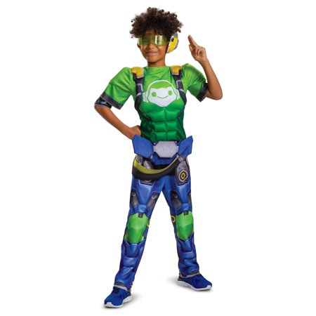 Halloween Lucio Classic Muscle Child Costume](Halloween Stuffed Mushrooms)