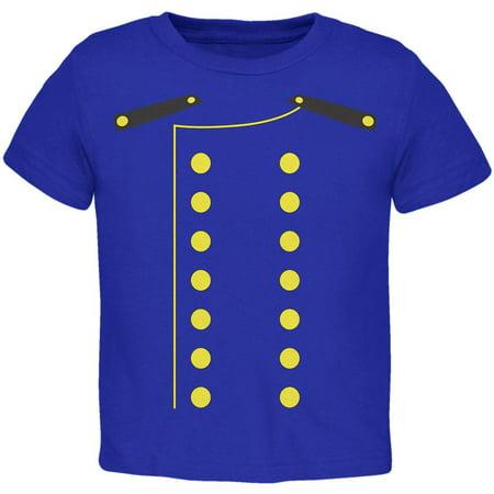 Halloween Hotel Bellhop Costume Toddler T Shirt (Empire Hotel Halloween 2017)