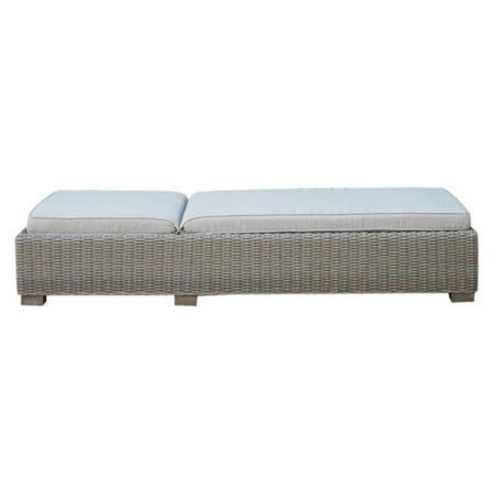 - VIG Furniture Renava Knox Resin Wicker Outdoor Daybed