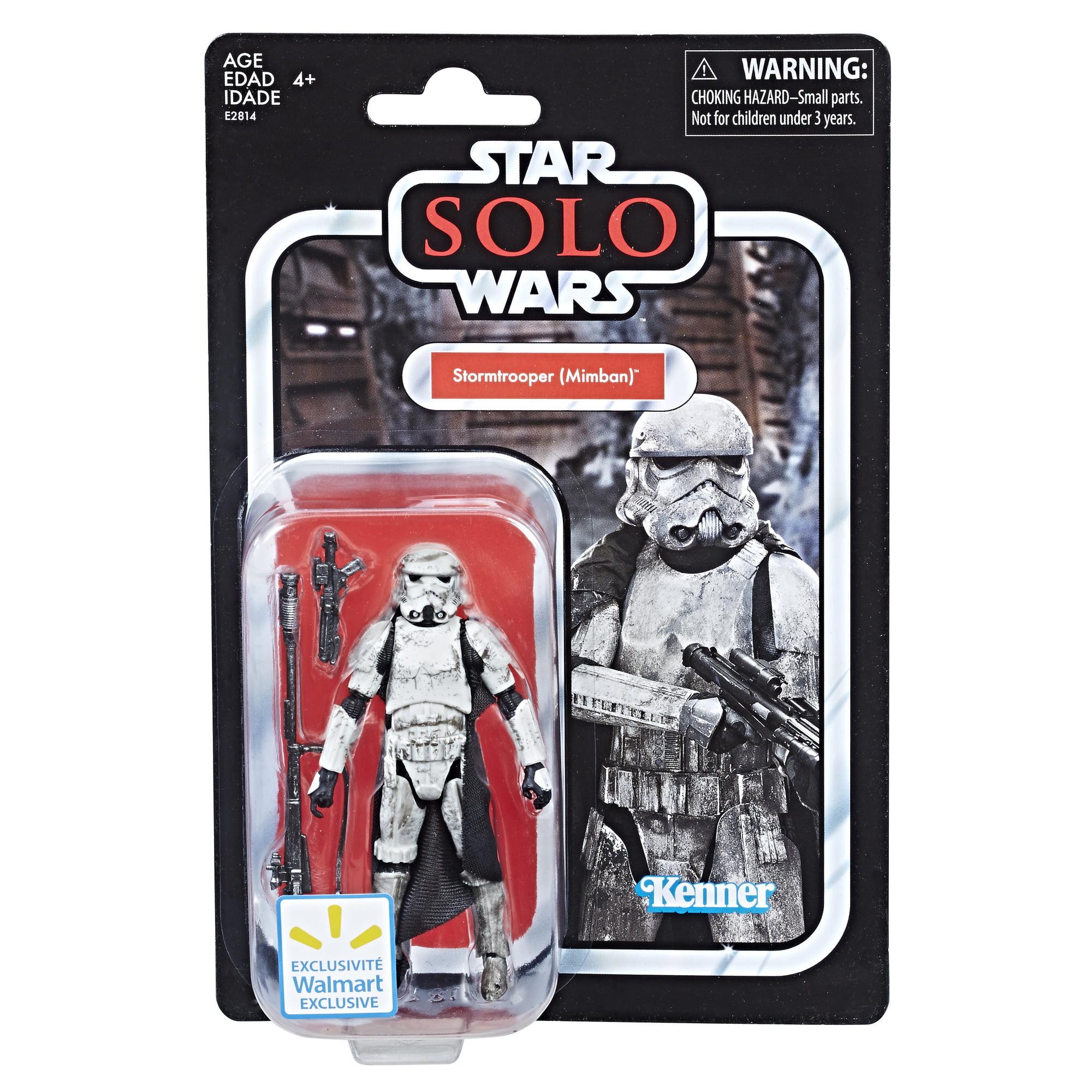 Figurki akcji i z filmów Film, telewizja i gry wideo Star Wars Black Series 6-inch Figure Mimban Stormtrooper Wal-Mart Exclusive