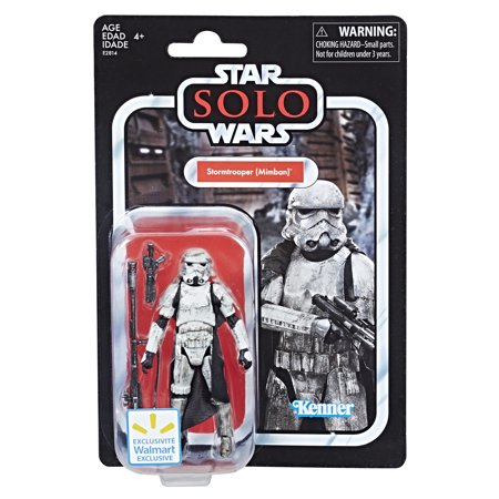 Best Star Wars The Vintage Collection Stormtrooper - Mimban deal