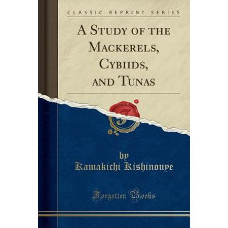 Tenba Rain Cover (A Study of the Mackerels, Cybiids, and Tunas (Classic Reprint))