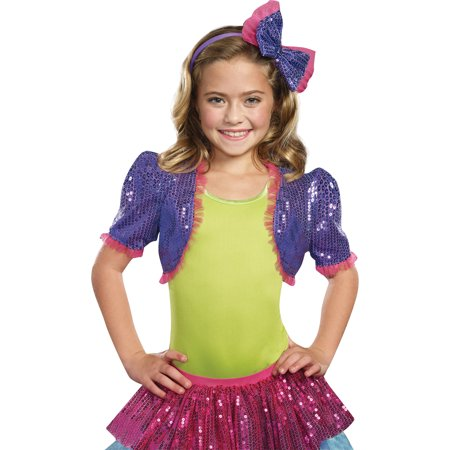 Dance Craze Bolero Purple Child Halloween Accessory](Halloween Craze)
