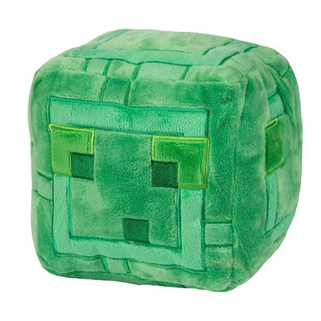 Minecraft Slime Plush