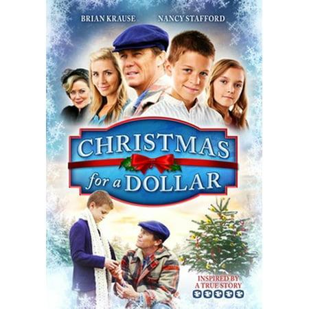 CHRISTMAS FOR A DOLLAR (DVD) (WS/1.78:1) (DVD) (Garland Dollar Movies)