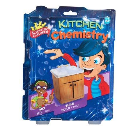 Kitchen Chemistry Mini Lab, Products Tasty Science Cardboard Scientific Much Slinky 20ml Plastic Rocket Magnetix Powder Poof More Mini Board.., By Scientific Explorer