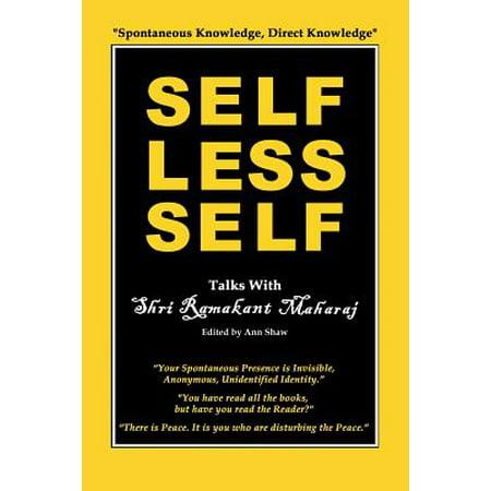 Selfless Self : Talks with Shri Ramakant Maharaj