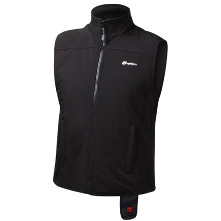 Venture 12v Heated Vest (Venture 12V Grand Touring Heated Soft Shell Vest)