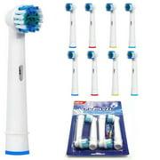 Philips Sonicare Premium 3 pack variety replacement toothbrush heads, White, HX9073/65
