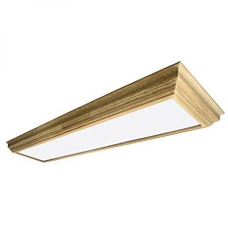 wholesale dealer ddcd6 892b2 Lighting by AFX UCM232R8 Winchester Crown Molding Wood Frame ...
