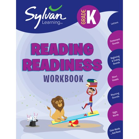 Kindergarten Reading Readiness Workbook : Activities, Exercises, and Tips to Help Catch Up, Keep Up, and Get Ahead