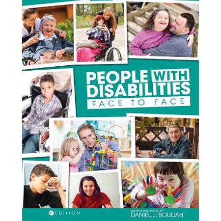 People with Disabilities : Face to (People With Oval Faces)