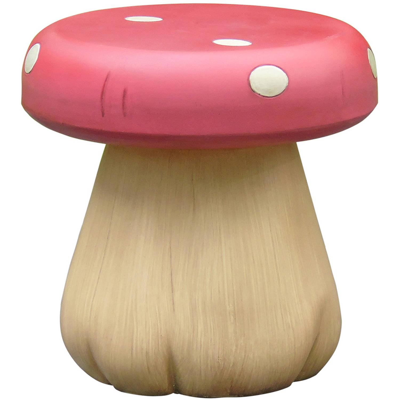 Mushroom Garden Stool Walmart Toadstool Garden Seat Fasci