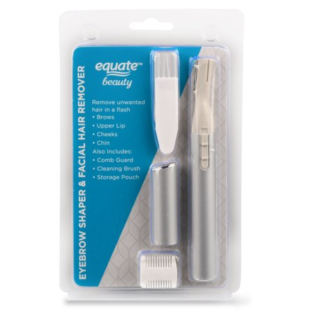 Equate Beauty Eyebrow Shaper and Facial Hair (Eye Shaper)