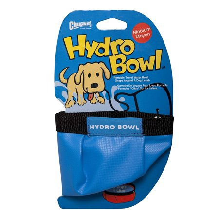 Hydro Bowl Medium, 5 Cup, Waterproof and durable By Canine Hardware ()