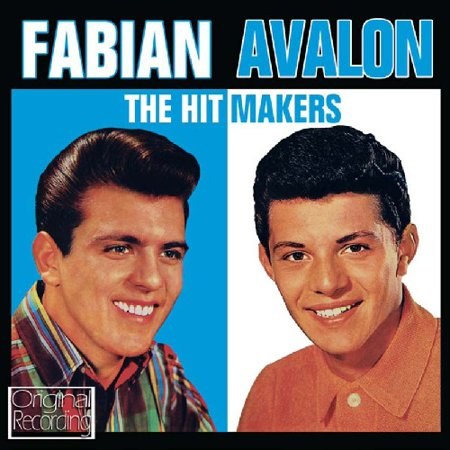 Fabian Avalon: Hit Makers (CD) (Fabian Schwarz)