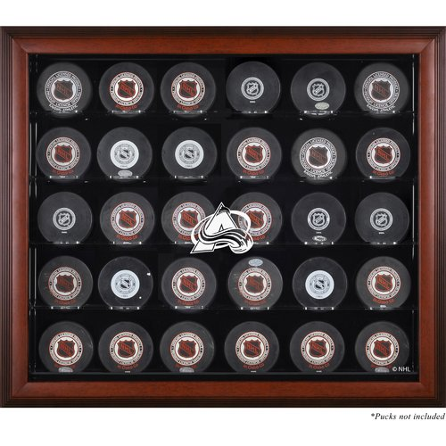 Mounted Memories New York Yankees 30 Ball Mahogany Display Case