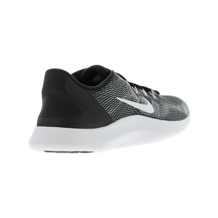 b5b3947d812c07 Nike Men s Flex 2018 Rn Newsprint   Light Bone Ankle-High Mesh Running Shoe  ...
