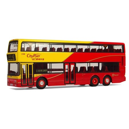 Canvas Print Hong Kong Dennis Hobby Trident Buses Collect Stretched Canvas 10 x 14 ()