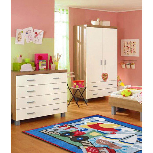 "Fun Rugs High-Speed Multi 39"" x 58""  Kids' Rug"