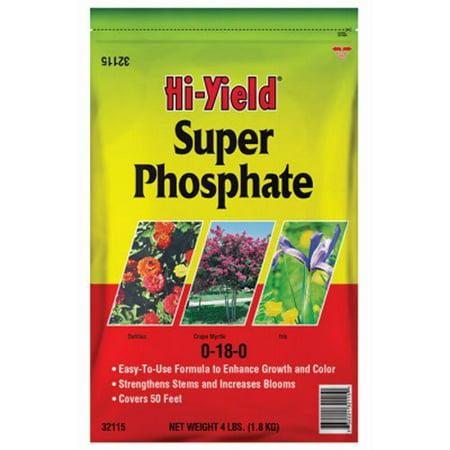 Hi-Yield Super Phosphate Dry Plant Food