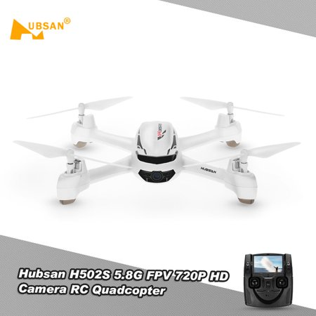 Hubsan H502S 5 8G FPV 720P HD Camera Drone RC Quadcopter