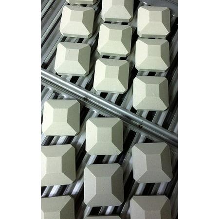 Gas Grill Briquettes - Ducane 1605 7200 Series Gas Grill Replacment 70 Briquettes Ceramic
