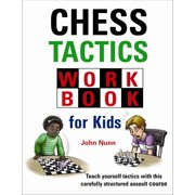 Chess Tactics Workbook for Kids (Hardcover)