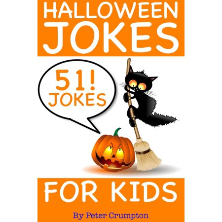 51 Halloween Jokes For Kids - eBook