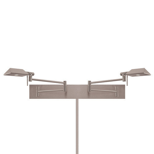 WAC Lighting Cue LED Double Swing Arm Light by W.A.C. Lighting