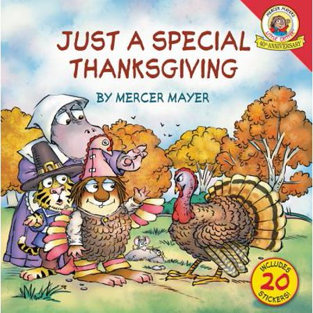 Little Critter: Just a Special Thanksgiving (Peanuts Thanksgiving Special)