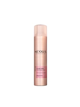 Nexxus Hair Spray for Volume, Comb Thru Finishing Mist, 10 oz