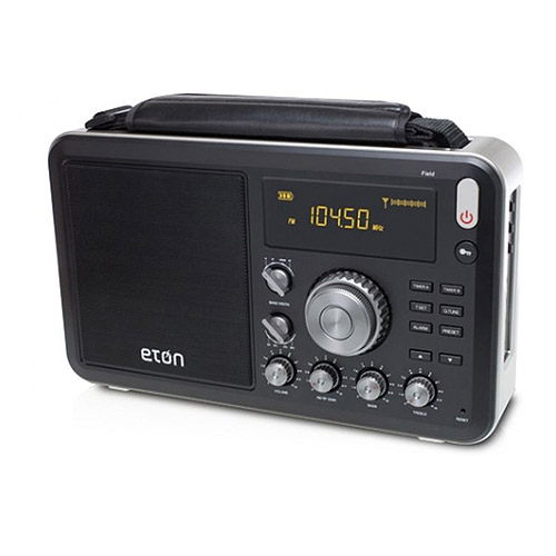 Eton Field AM/FM Shortwave Radio