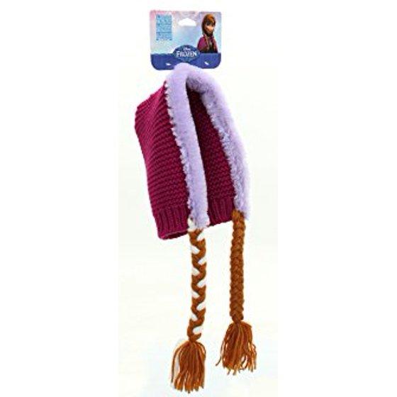 8f68d9ee Anna Hoodie Hat Disney Princess Costume Accessory