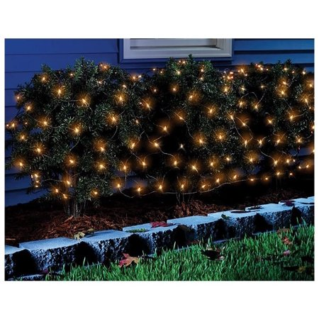 Celebrations 34115-71 LED Net Halloween Lights, 100 Count