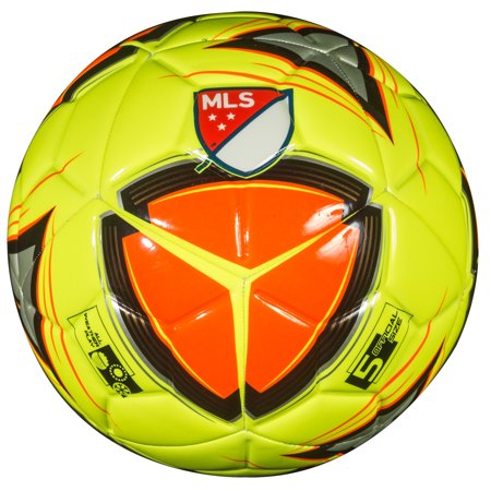 Mls Match Ball (Franklin Sports MLS Size 5 Pro Badge Soccer Ball )