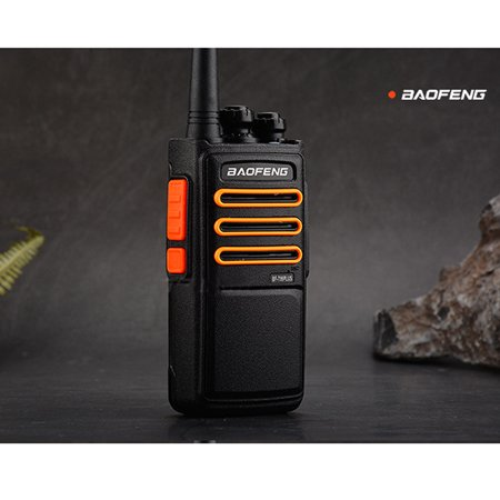 BAOFENG BF-888S Plus Walkie Talkie Two Way Radio Flagship Version 16CH Mini Portable Handheld Interphone Pofung Transceiver PTT VOX Function 3800mAh Long Standby (Minivox Lite Deluxe Package)